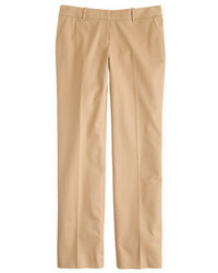 Pantalon de costume marron clair