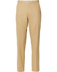 Pantalon de costume marron clair J.Crew
