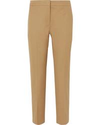 Pantalon de costume marron clair Jil Sander