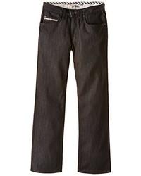 Pantalon de costume marron foncé Vans