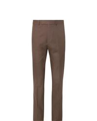 Pantalon de costume marron Kingsman