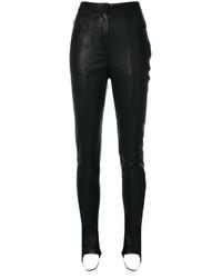 Pantalon de costume noir Balmain