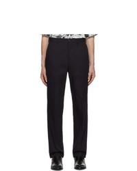 Pantalon de costume noir Cobra S.C.