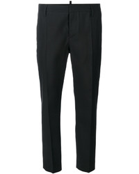 Pantalon de costume noir Dsquared2