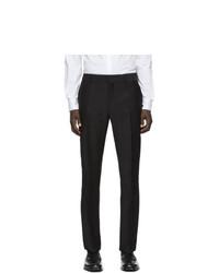 Pantalon de costume noir Fendi