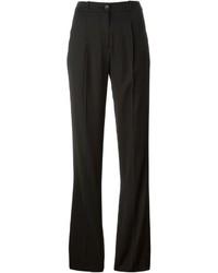 Pantalon de costume noir Jil Sander Navy