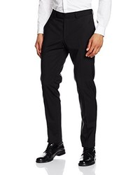 Pantalon de costume noir Karl Lagerfeld