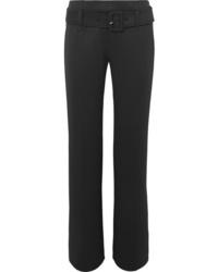 Pantalon de costume noir Prada