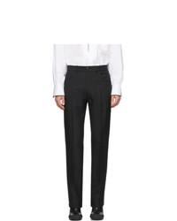 Pantalon de costume noir Random Identities