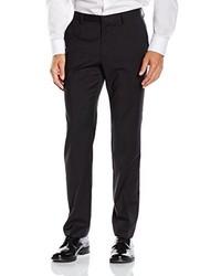 Pantalon de costume noir Roy Robson