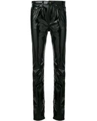 Pantalon de costume noir Saint Laurent