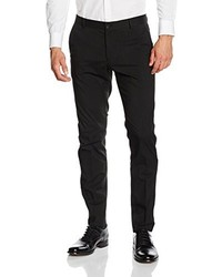 Pantalon de costume noir Selected