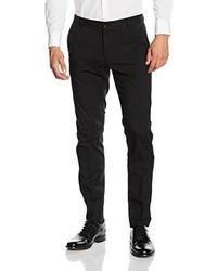 Pantalon de costume noir Selected