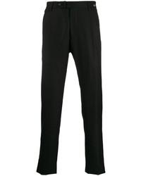 Pantalon de costume noir Tagliatore