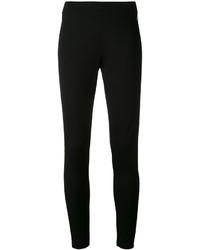 Pantalon de costume noir Versace
