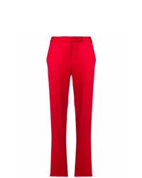 Pantalon de costume rouge Styland