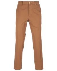 Pantalon de costume tabac Lanvin