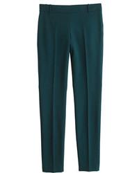 Pantalon de costume vert fonce original 4698018
