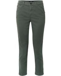 Pantalon de costume vert foncé J Brand