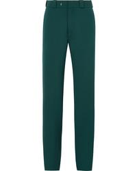 Pantalon de costume vert foncé Vetements
