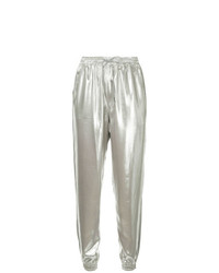 Pantalon de jogging argenté Ralph Lauren Collection