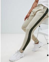 Pantalon de jogging beige Ascend