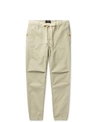 Pantalon de jogging beige Beams Plus