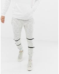 Pantalon de jogging beige Brave Soul