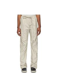 Pantalon de jogging beige Fear Of God