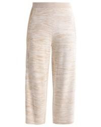 Pantalon de jogging beige House of Dagmar