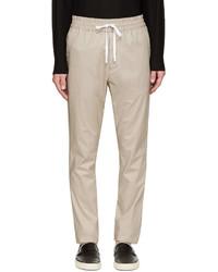 Pantalon de jogging beige John Lawrence Sullivan