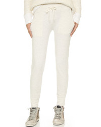 Pantalon de jogging beige Monrow