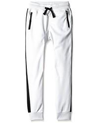 Pantalon de jogging blanc