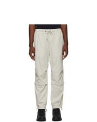 Pantalon de jogging blanc Moncler