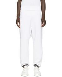 Pantalon de jogging blanc Off-White