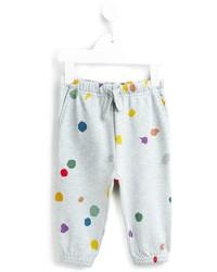 Pantalon de jogging blanc Stella McCartney