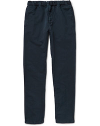 Pantalon de jogging bleu canard