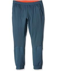 Pantalon de jogging bleu canard adidas