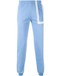 Pantalon de jogging bleu clair