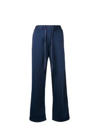 Pantalon de jogging bleu marine À La Garçonne
