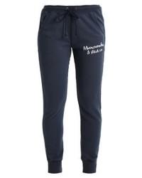 Pantalon de jogging bleu marine Abercrombie & Fitch