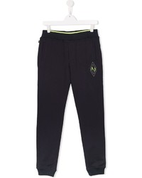 Pantalon de jogging bleu marine Armani Junior