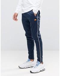 Pantalon de jogging bleu marine Ellesse