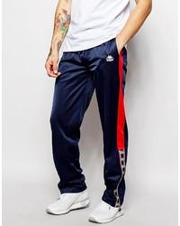 Pantalon de jogging bleu marine Kappa