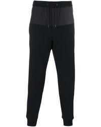 Pantalon de jogging bleu marine Marni