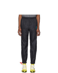 Pantalon de jogging bleu marine Off-White