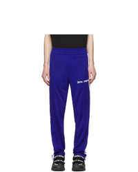 Pantalon de jogging bleu marine Palm Angels