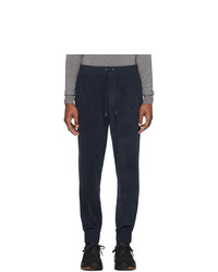 Pantalon de jogging bleu marine Ralph Lauren Purple Label