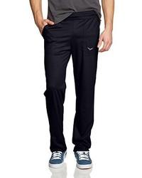 Pantalon de jogging bleu marine Trigema