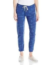 Pantalon de jogging bleu